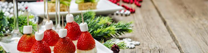 Alimentation saine & festive