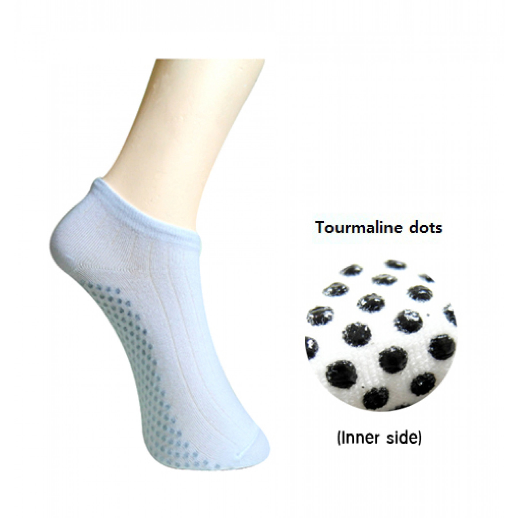 Chaussettes courtes intelligentes Cera Socks