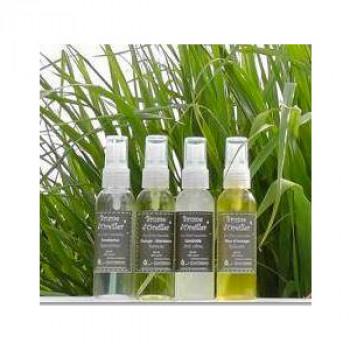 Brume d'oreiller aux huiles essentielles de lavande bio Run'essence 80ml