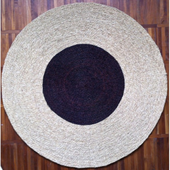 Tapis Rond Gone Natural