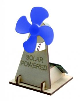 Kit d'initiation : le mini ventilateur solaire