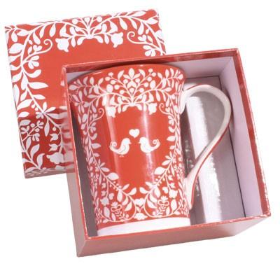 Bougie en mug parfum roses et feuilles atelier for Atelier catherine masson parfum maison