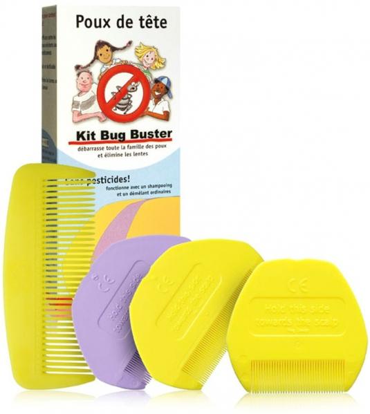 Kit anti poux Bug Buster