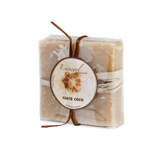 Shampoing compact Karité Coco Miel - 120grs