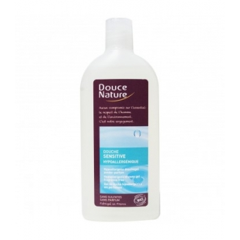 DOUCE NATURE - Gel douche sensitive hypoallergénique bio