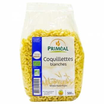 PRIMEAL - Coquillettes blanches 500 g