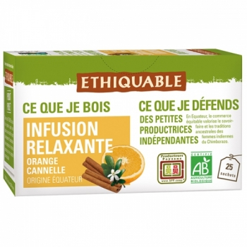 ETHIQUABLE - Infusion Relaxante
