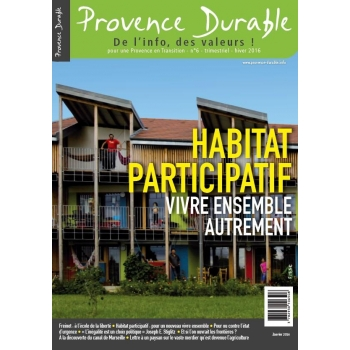 Magazine Provence Durable N°6