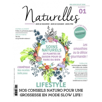 Magazine Naturelles #01