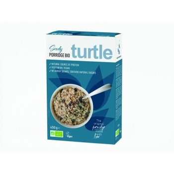 Turtle Porridge Bio Seedy