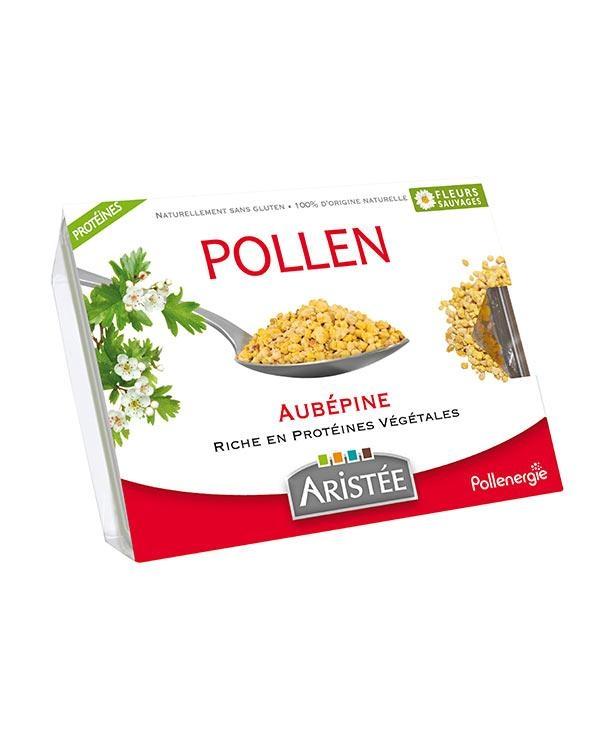 Pollen aubépine - 250 gr