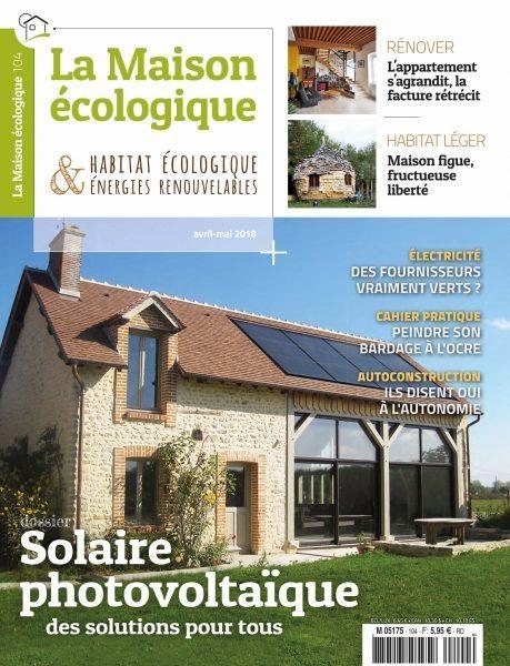 Magazine la maison cologique ventana blog for Magazine construction maison