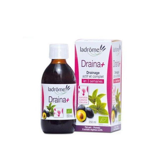 LADRÔME - Draina+ boisson drainante bio Minceur 250ml