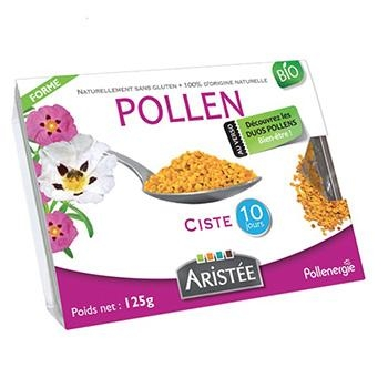 Pollen de ciste BIO 125G