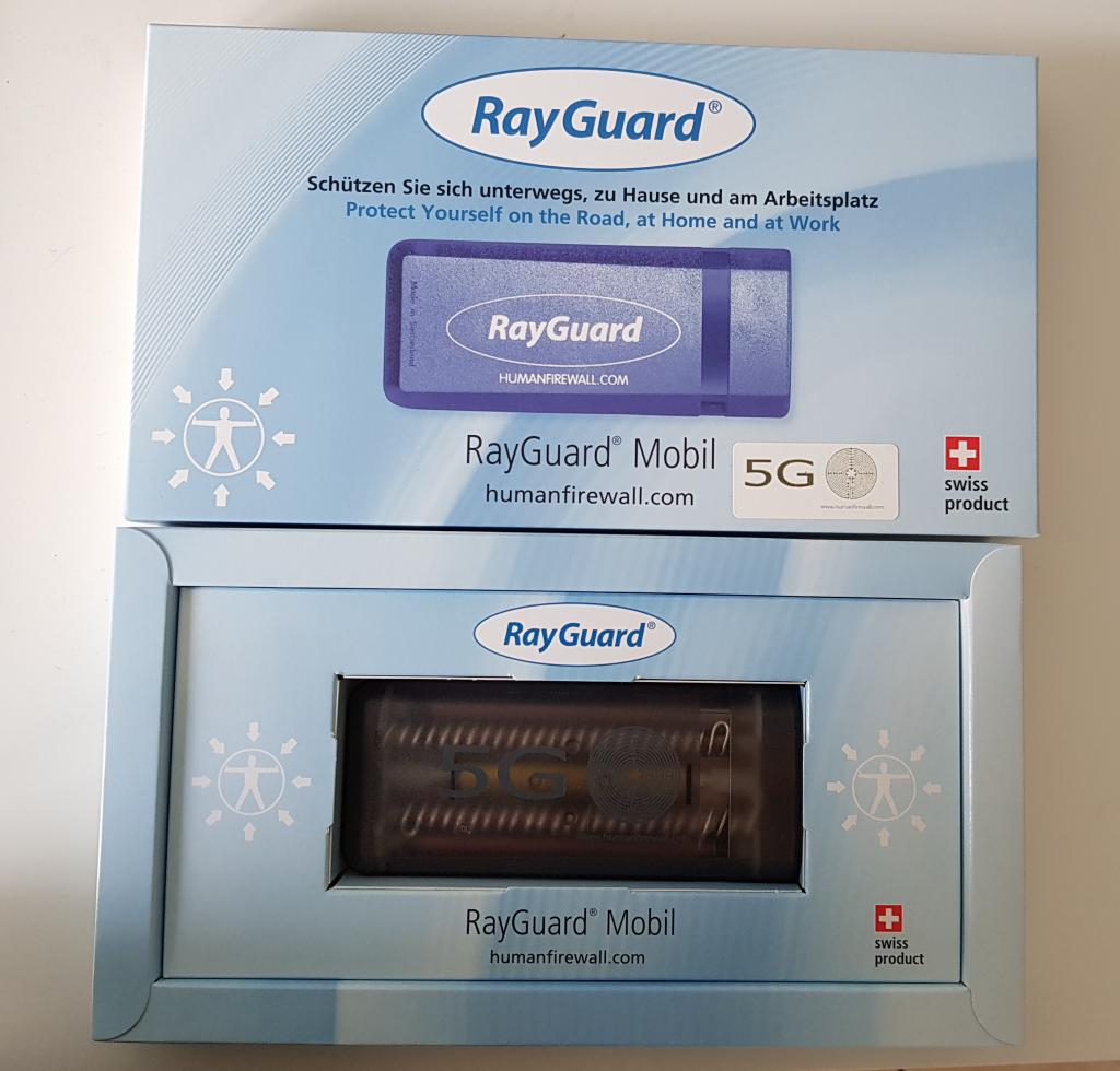 RayGuard Mobile anti-4&5G
