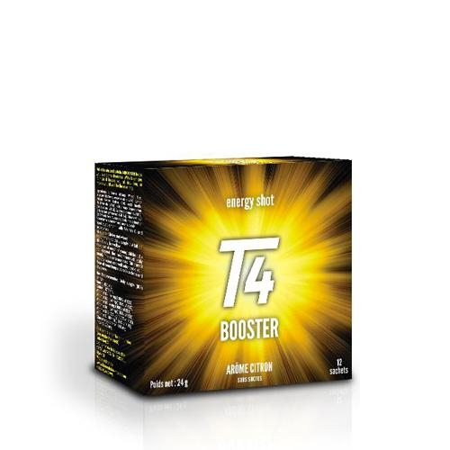 complément alimentaire T4 BOOSTER : Besoin d'énergie ? Stimulant rapide Tonique pour le Tonus, la Vitalité et contre la fatigue