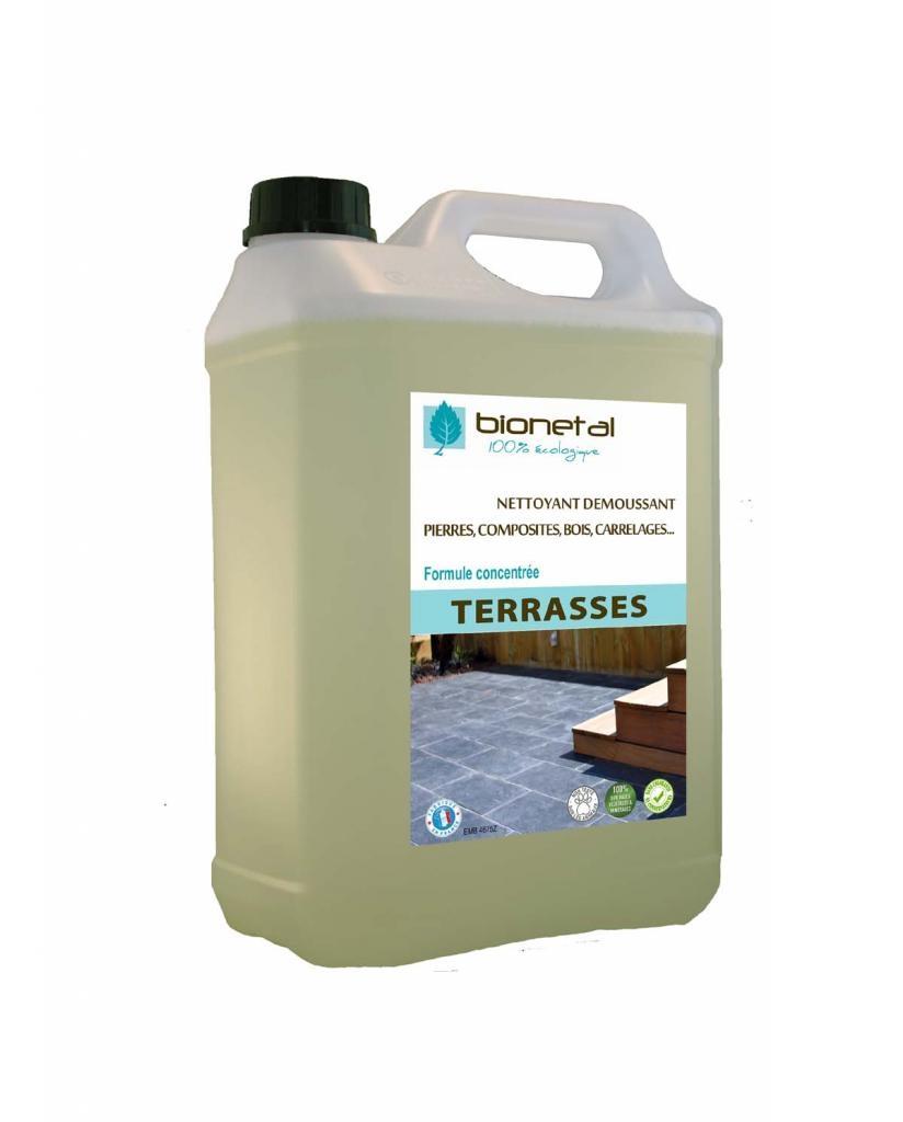 Nettoyant terrasses – 5L