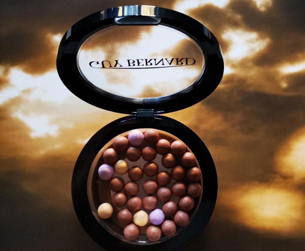 """Perles """"ECLATS De Soleil"""" N°5 GUY BERNARD"""