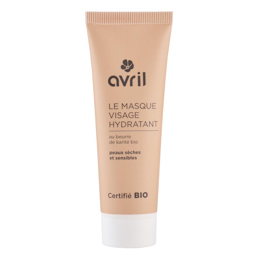 Masque visage hydratant 50 ml - Avril bio