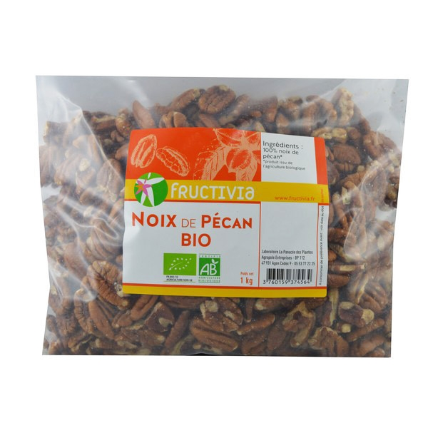 Noix de Pécan Bio - 1 kg