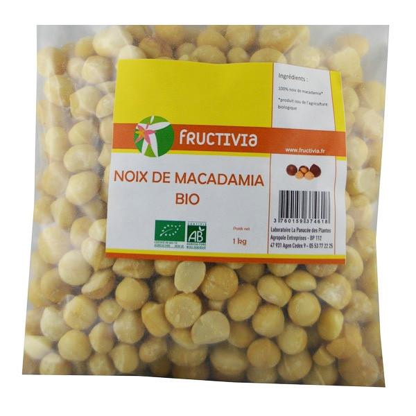 Noix de Macadamia Bio - 1 kg