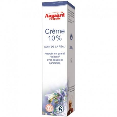 Crème Propolis 10% 30ml - Aagaard Propolis