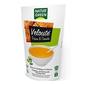 Velouté Potiron-Coriandre 500ml Bio - Naturgreen