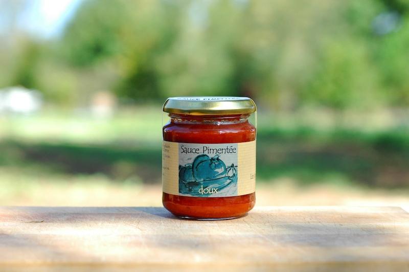 Sauce pimentée douce - 190g
