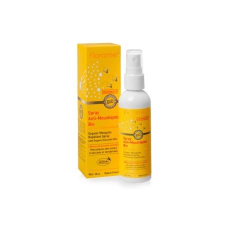 Spray Anti-Moustique Bio - 90ml - Florame