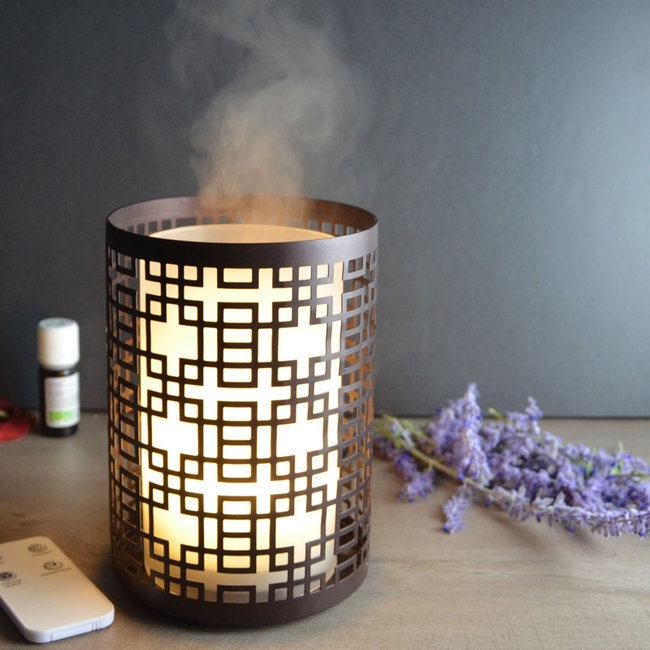 ZEN ARÔME - Diffuseur d'huiles essentielles ultrasonique VELA