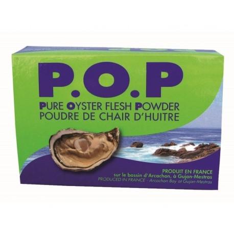 P.O.P. - Poudre de chair d'huître - 150 gélules
