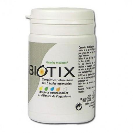 Biotix - 56 Gélules - MBE