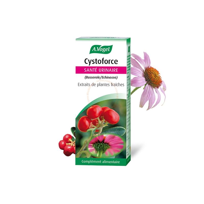 Défense et Résistance urinaire - Extraits de Plante Fraiche - 50ml - A.Vogel