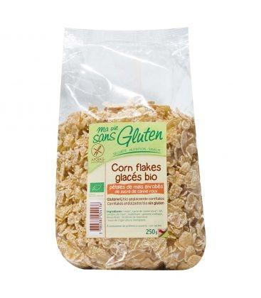 MA VIE SANS GLUTEN - Corn flakes glacés bio & sans gluten