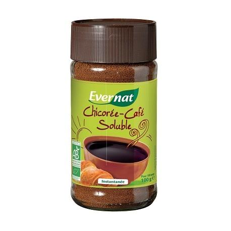 Chicorée-Café Soluble 100g-Evernat