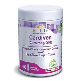 Cardiven - Carnimag Q10 60 gélules - Belife