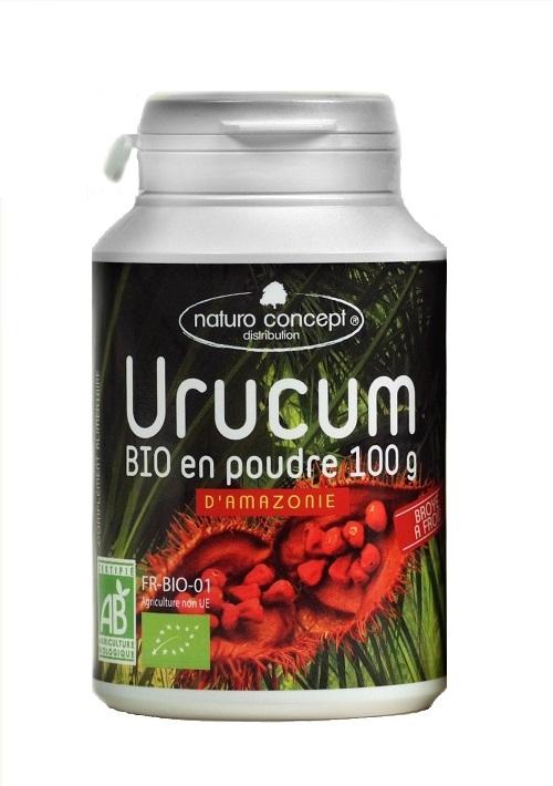 Urucum bio - poudre - 100g