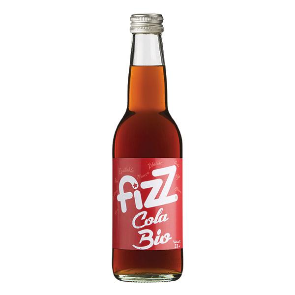Fizz cola bio boisson pétillante 33cl MAISON MENEAU