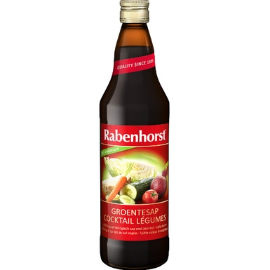 Cocktail de légumes 75cl - RABENHORST
