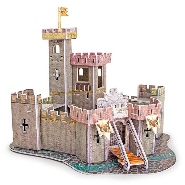 Puzzle 3D Moyen-Age- LEGLER