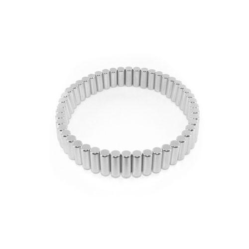 Bracelet de cheville acier