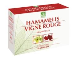 Hamamelis-vigne rouge bio- ampoules circulation