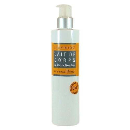 Lait de corps bio Clémentine Corse - 250 ml  - Tomelea