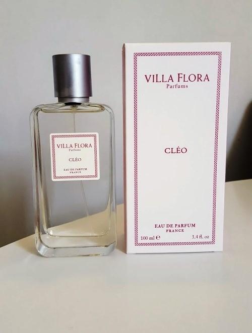 Eau de parfum femme Cléo - 100ml - Villa Flora parfums