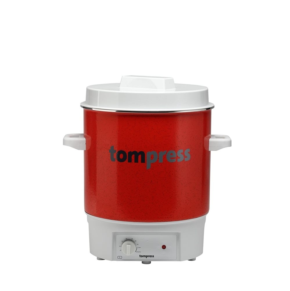 Stérilisateur émaillé électrique Tom Press