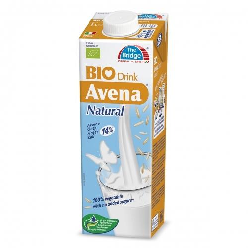 Boisson végétale Avoine bio & sans gluten