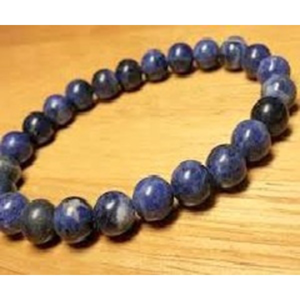 Bracelets Perles Sodalite 13