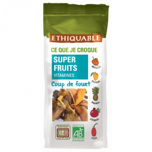 ETHIQUABLE - Super fruits à croquer
