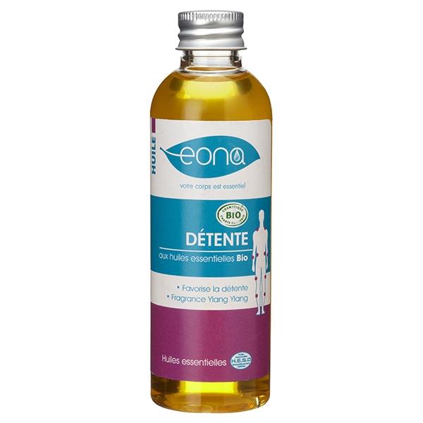 Huile de massage détente Bio - 100 ml