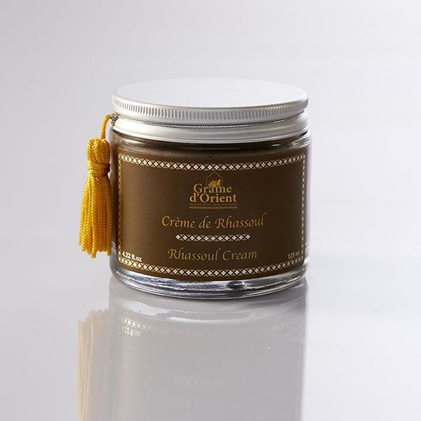 GRAINE D'ORIENT - Crème de Rhassoul prêt à l'emploi - 125 ml